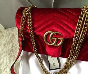 bag, gucci, and handbag image