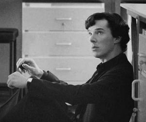 aesthetic, sherlock, and benedict cumberbatch image