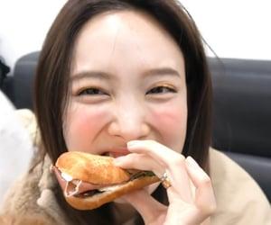food, kpop, and twice image