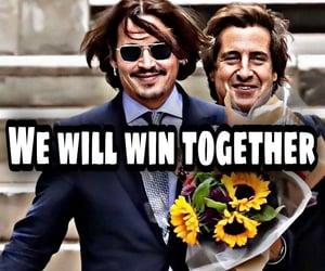 johnnydepp and justiceforjohnnydepp image