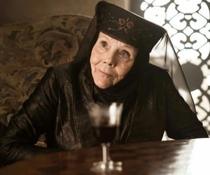 fantasy, house tyrell, and queen of thorns image