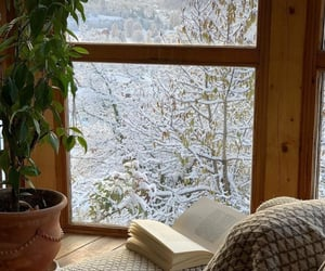 cozy and snow image