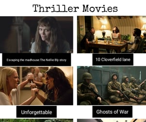 horror, movie, and movies image