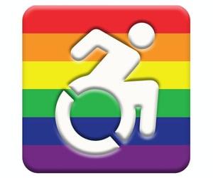 beautiful, gay, and parade image