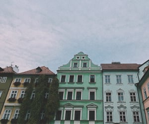 building, city, and house image