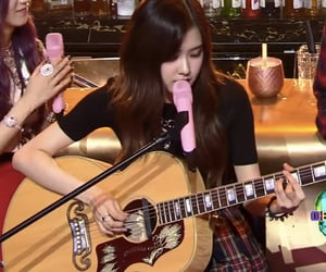 gg, guitar, and kpop image