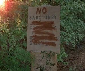 apocalypse, sanctuary, and tv series image