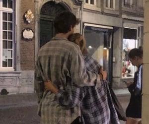 boyfriend, couples, and girlfriend image