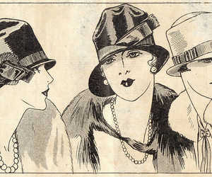 flapper and 1920s image