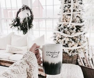 aesthetic, christmas, and cozy image