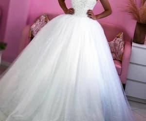 vestido de noiva, beaded wedding dresses, and princess wedding dress image