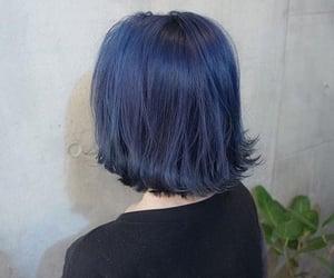 @_vanti08 - blue hair