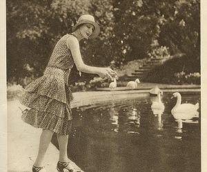 1920s, anna pavlova, and dance image