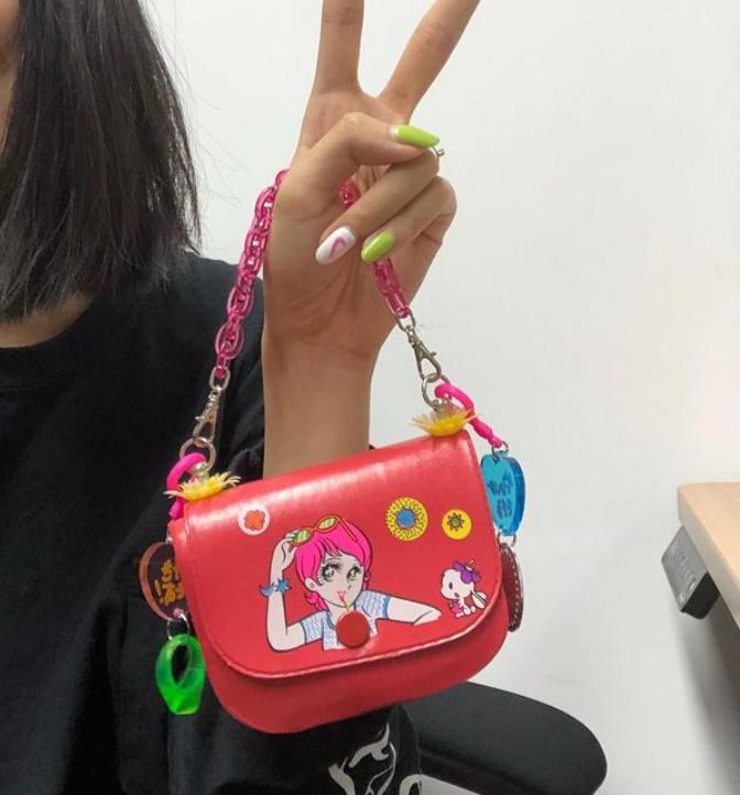 japan, japanese, and bag image
