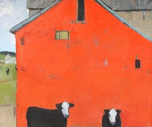 Dinah Worman(American, b.1950)  Back to the Barn
