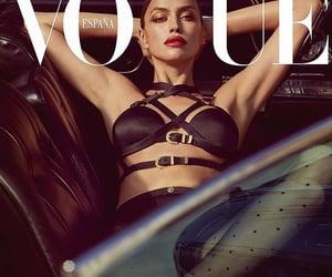 cover, Vogue Espana, and irina shayk image