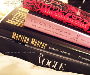 book and vogue image