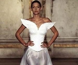 Alexander McQueen, catwalk, and fashion image