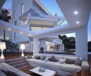 pyjamas, house, sunset and interior - image #7781493 on Favim.com