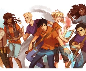 aesthetic, article, and percy jackson image