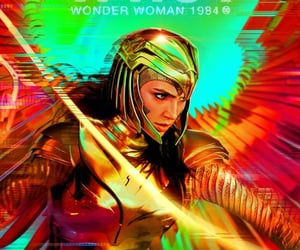 DC, movies, and wonder woman image