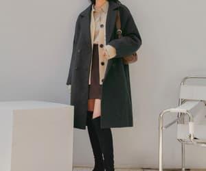 black boots, boots, and handbag image