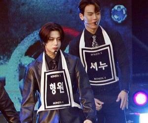 idols, kpop, and mx image