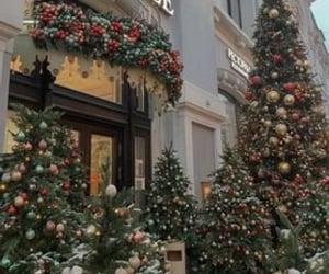 christmas, fashion, and holidays image