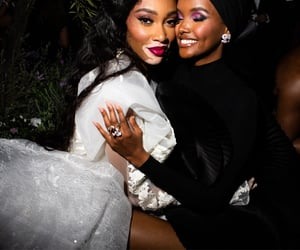 after party, oscars, and winnie harlow image