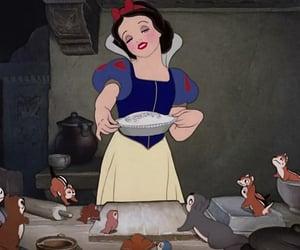 disney and snow white image