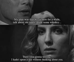 cillian murphy, annabelle wallis, and black and white b&w image