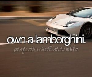 -things i want to do, -lamborghini, and -car image