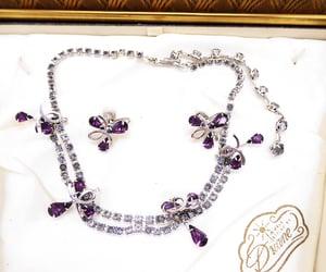 vintagestyle, 21vintagestreet, and rhinestone jewelry image