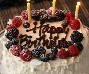 cake, dessert, and drinks image