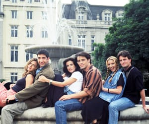 serie and friends image