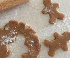food, cookie, and christmas image