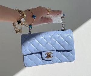 bag, chanel, and handbag image