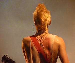 30 seconds to mars, Mohawk, and jared leto image