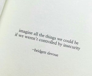 quotes, imagine, and insecurity image