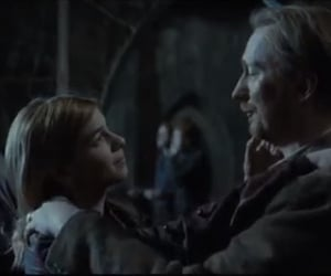 deathly hallows, remus lupin, and nymphadora tonks image