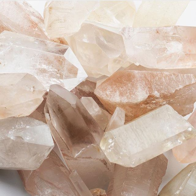 crystals, aesthetic, and beige image
