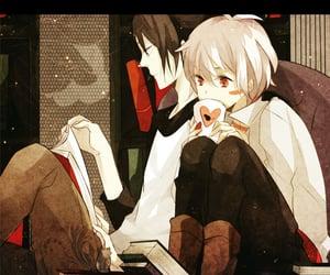 anime, kawaii, and nezumi image