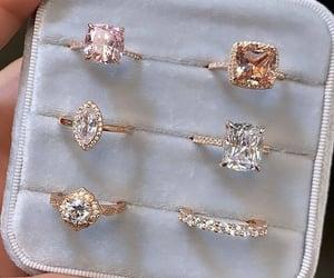 bijoux, diamond, and fashion image