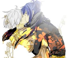 no.6, anime, and nezumi x shion image