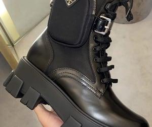 boots and Prada image