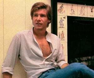 harrison ford, Hot, and star wars image