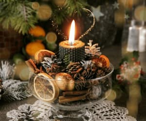 candle, candlelight, and cozy image