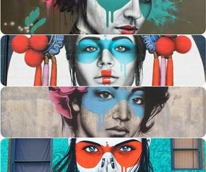 arte, color, and urbano image
