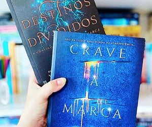 book, livros, and carve the mark image