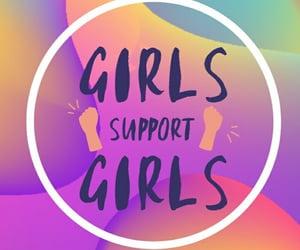 graphic designer, female power, and girl power image
